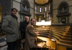 L'organo della Cattedrale di Firenze