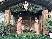 Da venerdì 8 dicembre torna il presepe sul sagrato della Cattedrale di Firenze