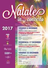 Locandina eventi di Natale in Greve in Chianti