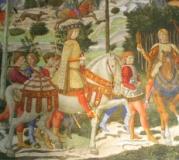 Cappella dei Magi in Palazzo Medici Riccardi a Firenze (foto Antonello Serino - Met)