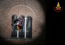 Befana in Piazza Farinata degli Uberti a Empoli