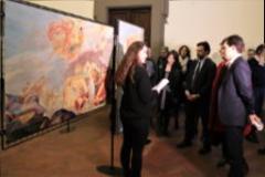 L'inaugurazione del Teatro Ottavio Rinuccini (foto Antonello Serino - Met)
