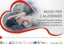 Depliant 'Musei per l'Alzheimer'