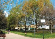 Giardino a Pistoia