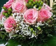 Mazzo di rose (Foto agenzia Dire)