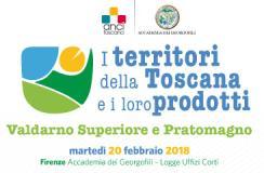 Promuovere e tutelare i prodotti tipici: Valdarno superiore e Pratomagno