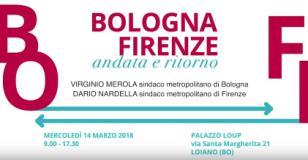 Bologna-Firenze, andata e ritorno
