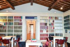 Biblioteca Pian dei Giullari - Fonte foto Fondazione Nuova Antologia