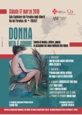 Locandina - Donne vite e' amore