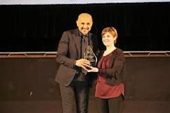 Premio Aramini- Luciano Spalletti e Brenda Barnini