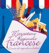 Locandina Mercatino regionale francese