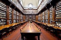 Salone di lettura Biblioteca Marucelliana (fonte foto comunicato stampa)