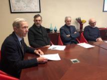 Conferenza stampa all'Ordine degli Ingegneri