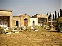 Cimitero di Poppiano (fonte foto comunicato stampa)