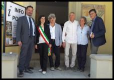 Inaugurazione dell'Info Point dell'Ufficio Turistico del Comune di Vaglia presso il Parco Mediceo di Pratolino