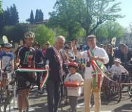 Inaugurazione nuova pista ciclabile a Fucecchio