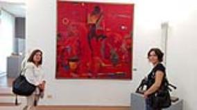arte contemporanea  museo Marino Marini