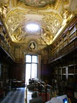 La Biblioteca Riccardiana (foto di di Sailko)