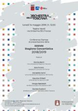 Cartellone Ort  2018 - 2019