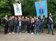 Studenti e amministratori del Chianti al Viaggio della memoria 2018