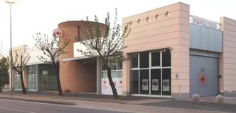la nuova sede della Croce  Rossa comitato di Certaldo