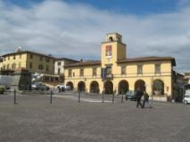 Il palazzo comunale di Impruneta