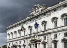 Palazzo della Consulta sul sito della Corte Costituzionale