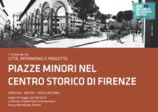 Piazze Minori nel centro storico di Firenze