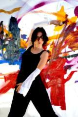 OTTAVIA - Cinzia Fiaschi action painting