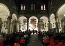 L'Orchestra da Camera Fiorentina nel Cortile di Michelozzo di Palazzo Medici Riccardi