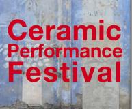 Locandina evento Ceramic performance