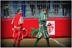 Calcio storico la finale (foto Antonello serino Redazione di Met)