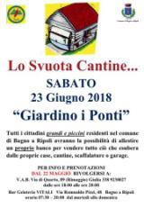 Lo Svuota Cantine...del 23 giugno