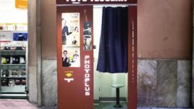 Cabina Fototessere Firenze : Met firenze cabine per fototessere presso gli sportelli dell