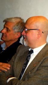 Paolo Scarsella e Giancarlo Passarella
