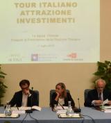 Tour Italiano attrazione investimenti (Fonte Foto RT)