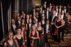 Foto di gruppo orchestra