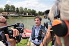 Arno più sicuro  (foto Antonello Serino, Ufficio Stampa - Redazione di Met)