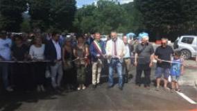 Inaugurata l'area del nuovo parcheggio della Stazione a San Piero a Sieve