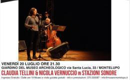 Foto dal post di Empoli Jazz Ejf in Stazioni Sonore di Claudia Tellini e Nicola Vernuccio