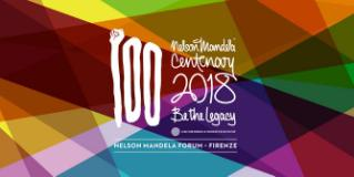 Banner Nelson Mandela Centenary