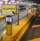Ingresso parcheggo Stazione di Firenze