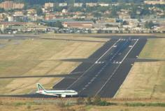 Pista aeroporto di Firenze
