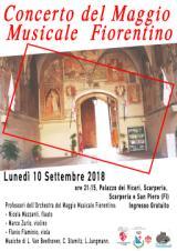 MAGGIO MUSICALE locandina