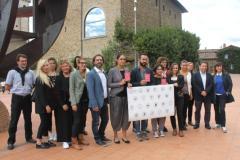 MuDEV - biglietto unico - Giacomo Cucini, Cinzia Compalati, e gli assessori alla cultura dell'Unione.jpg