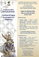 La Pieve di Fagna, la sua gente e il Mugello: una giornata di studi alla Pieve di Santa Maria Assunta