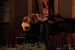 Susanna Pagano al Premio Crescendo