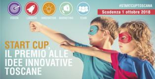 Start Cup Toscana 2018