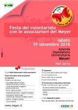 programma festa associazioni 29 settembre