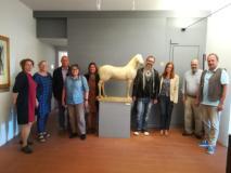 conferenza stampa Autunno d'arte al Museo Marino Marini